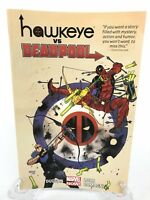 Hawkeye vs Deadpool Collects #0 1 2 3 4 Marvel TPB Trade Paperback Brand New