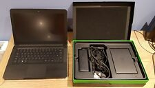"Razer Gaming Laptop 14"" Inch Full HD Intel I7 7700hq 16GB RAM Notebook 256GB SSD"