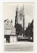 Tenterden, St. Mildred's Church, Judges 31599 Postcard, A937