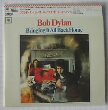 Bob Dylan-Incontrera It All Back Home JAPAN MINI LP CD OBI NUOVO mhcp - 371