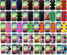 For LG Optimus L90 L3 D410 D415 D405 D405N D405TR W7 Dynamic Hybrid Cover Case