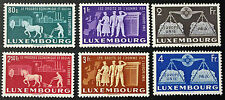 LUXEMBOURG timbres/Stamps Yvert et Tellier n°443 à 448 n* (cyn8)