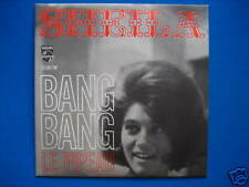 "SHEILA ""Bang bang-Le pipeau"" RARE ITALY 45tours PERFECT"