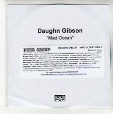 (EN666) Daughn Gibson, Mad Ocean - DJ CD