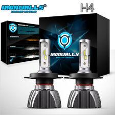 9003 H4 LED Headlight Bulbs Hi Low Beam for Honda Civic 1997-2003 CR-V 2007-2014