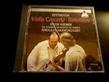 Beethoven - Violin Concerto Romances - Gidon Kremer  - Teldec  - CD