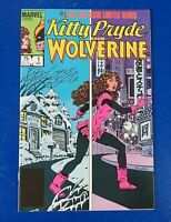 KITTY PRYDE And WOLVERINE #1 COMIC BOOK ~ 1984 Marvel Copper Age ~ NM