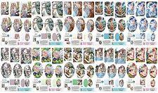 Bumper cardmaking kit - Fantasy Fairies and Magical Mermaids die cut decoupage