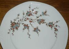 1 Kuchenteller  19 cm   Mitterteich  Form  140 / 1  Blumenmotiv