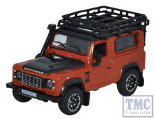 76 lrdf 008ad Oxford Diecast OO Gauge LAND ROVER DEFENDER 90 STATION WAGON Phoenix