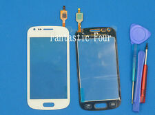 Front Touch Screen Digitizer Glass white For Samsung Galaxy S7562 S7560