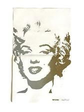 "Incase Andy Warhol Marylin Monroe Paper Print Picture (9.75"" X 15.75"")"