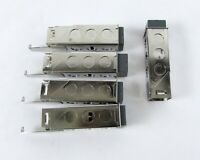 Lot of (5) Eaton, Safran 1904-515 Military Style Lighted Push Switches