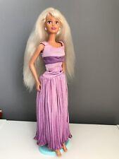 Vintage Hasbro Sindy Magic Eyes Doll 1994 With Vintage Dress Retro