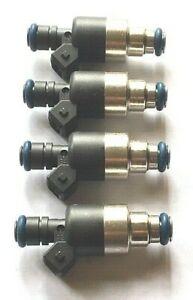 Lucas Upgrade Fuel Injector Set Made in USA NEW X 4 fits Porsche 944 94460611400