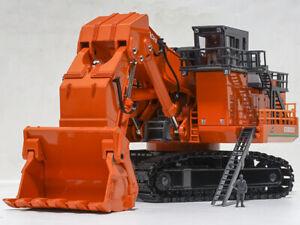 1:87 HO Scale Hitachi EX8000 Hydraulic Excavator