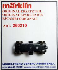 MARKLIN 26021 - 260210  CARRELLO COMPLETO  LAUFGESTELL KOMPLETT
