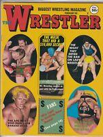 The Wrestler Magazine Blackjack Lanza Blassie February 1969 061719nonr