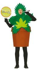 Costume Carnevale Uomo Foglia marijuana Legalizzala - GUIRCA 84347