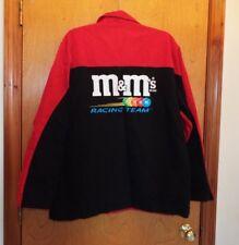 Vintage Chase M&M s Nascar Racing Official Light Weight Jacket 38 Elliot Sadler