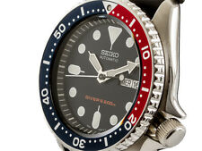 Seiko Herrenuhr Diver Uhr SKX009K1 Taucheruhr