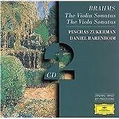 Brahms: Violin and Viola Sonatas, , Audio CD, New, FREE & Fast Delivery