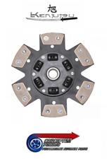 Paleta de cerámica de disco de embrague de fricción kenjutsu-Fit Z32 300ZX Twin Turbo en muy buena condición 30 DETT
