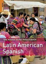 """""""AS NEW"""" Rough Guides, Lexus, The Rough Guide Phrasebook Latin American Spanish"""
