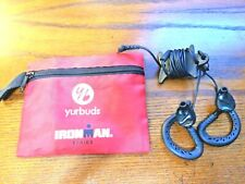 Yurbuds Ironman Focus Behind the Ear Performance 10200 Sweatproof with Eargels