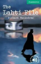 Cambridge English Readers: The Lahti File, Level 3 by Richard MacAndrew...