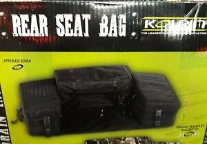 "KOLPIN 61-1922 REAR ATV SEAT BAG BLK 34.5"" X 19"" X 10.5H''"
