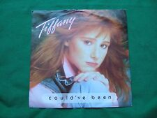 "TIFFANY ""Could've been"" 7 inch Ex (45rpm 1980s)"