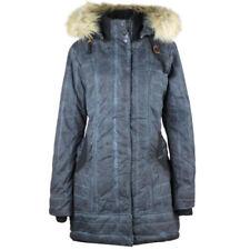 Cappotti e giacche da donna Parka blu taglia S