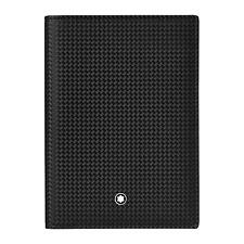Montblanc Extreme 2.0 PassPort Holder Carbon Fiber Print 123953