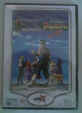 Virtua fighter by Sega, pc cd-rom jeu