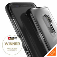 Samsung Galaxy S9+ Case Gear4 Piccadilly Advanced Impact Protection D3O Black