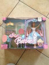 RARE Coffret Tea party Coffret Barbie Coeur Princesse Année 2004
