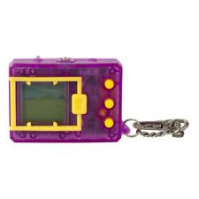 Digimon Digivice Purple Translucent 20th Anniversary Tamagotchi Bandai Pet
