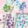 Photo Stationary Paper Sticker Diary Label Scrapbook Decor Flower Stickers