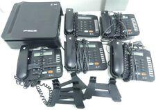 LG-Ericsson iPECS eMG80 Plus 5 x LDP-9008D Handset