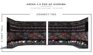 Arena 3.0 Pop-Up 1:12 Scale Diorama