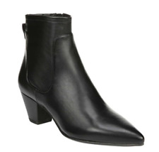 Women's Sam Edelman Karlee Boot Boots Bootie NIB Classic Timeless Leather Suede
