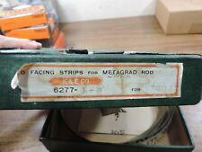 K & E Metafrad Rod Facing Strips