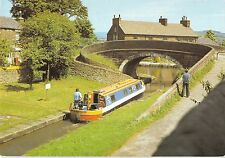 B102841 marple junction macclesfield and peack forest canals    uk
