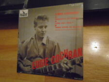 SEALED RARE OOP Eddie Cochran CD C'Mon Everybody LONG TALL SALLY + 2 France 1964