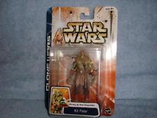 Kit Fisto Army of the Republic Clone Jedi Star Wars MISP Hasbro #49 2003 New
