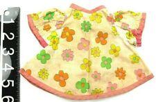 Vintage Doll Clothes Floral Top/Dress Raggi Little Miss Muffet Amsco Hong Kong