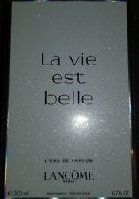 LANCOME La Vie Est Belle Eau de Parfum Perfume HUGE 6.7oz 200ml Spray Womens NIB