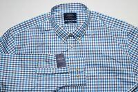 NEW Charles Tyrwhitt Mens Weekend Dress Shirt Size XXXL Classic Fit Non-Iron