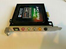 Sound Blaster X-Fi Extreme PCIe   Sound Card